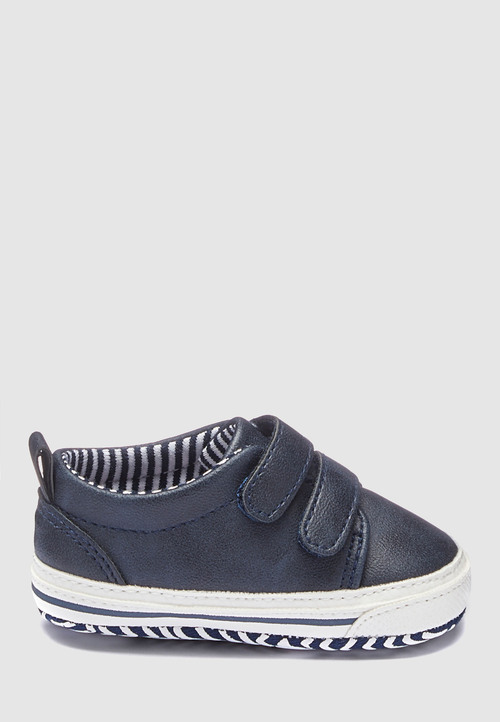 Next Two Strap Pram Shoes (0-24mths)