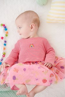 Next Rainbow Tutu Dress (0mths-2yrs)