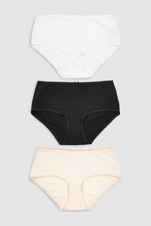 Next Cotton Knickers Seven Pack-Midi