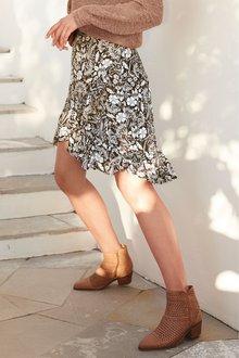 Next Printed Skirt