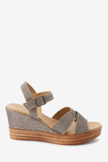 Next Forever Comfort Two Part Wedges - 239556