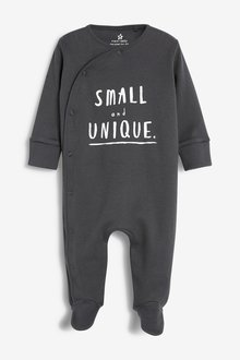 Next Slogan Sleepsuit (0mths-2yrs)