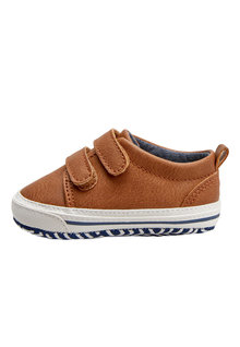 Next Two Strap Pram Shoes (0-24mths) - 239616