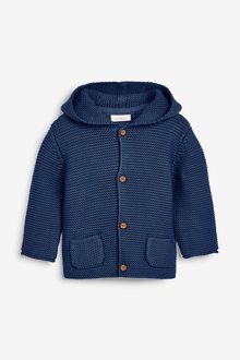 Next Hooded Cardigan (0mths-2yrs) - 239622