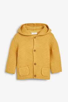 Next Hooded Cardigan (0mths-2yrs)