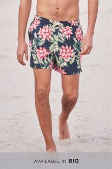 Next Hawaiian Swim Shorts