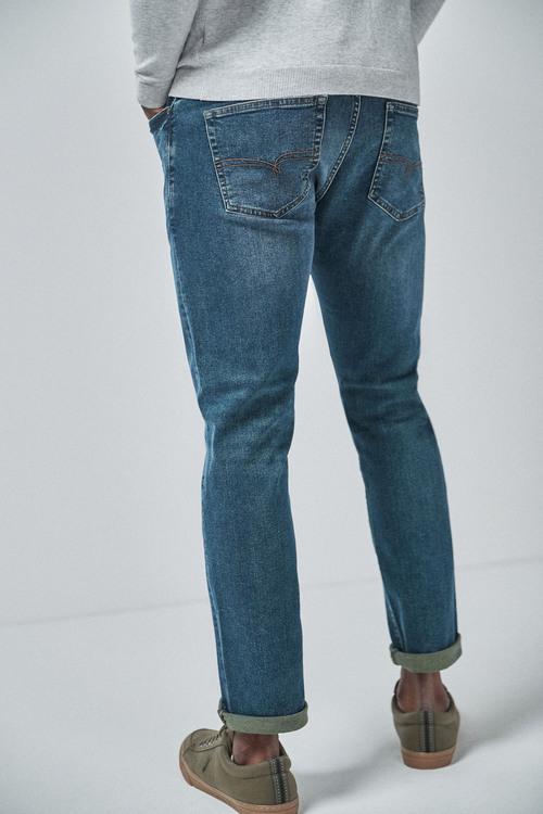 Next Vintage Tint Jeans- Slim Fit