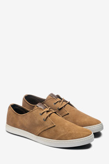 Next Casual Suede Derby - 239788