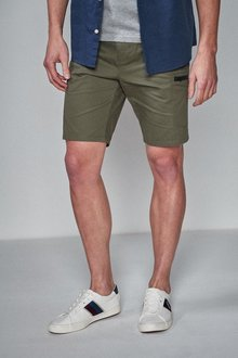 Next Utility Zip Pocket Cargo Shorts