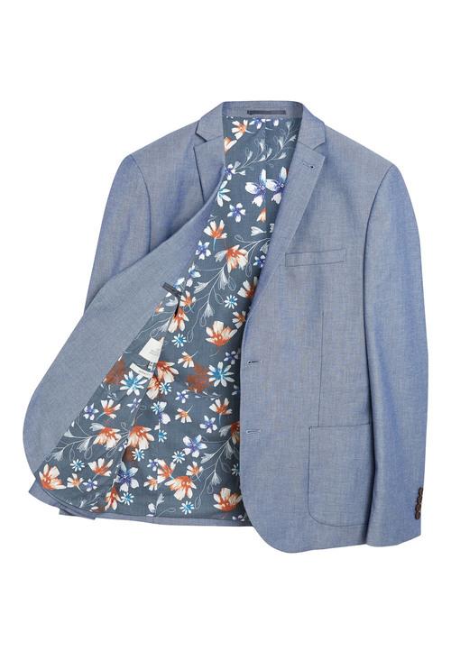 Next Cotton Suit: Jacket- Skinny Fit