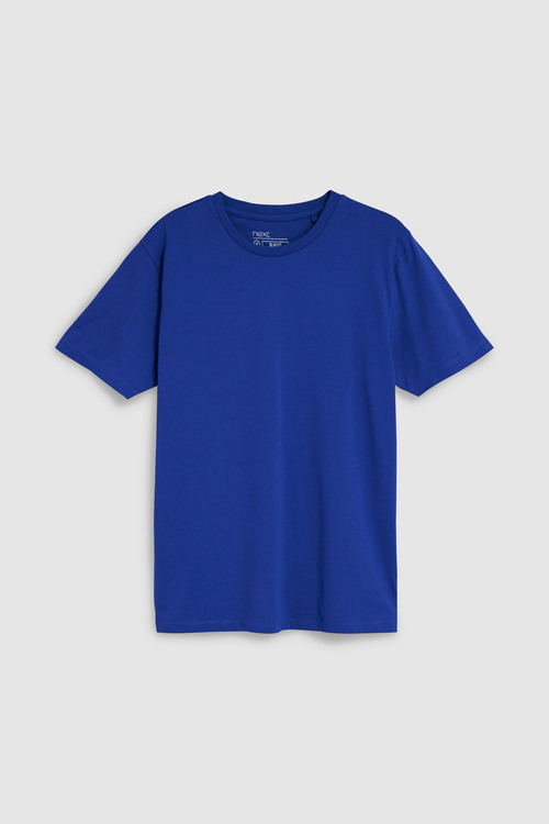 Next Mixed Colour T-Shirts Seven Pack