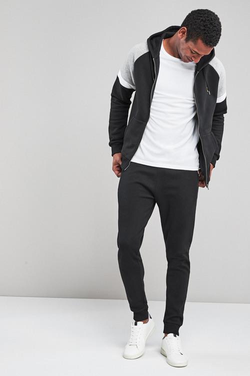 Next Signature Tuxedo Suit: Trousers-Slim Fit