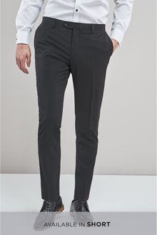 Next Signature Tuxedo Suit: Trousers-Slim Fit