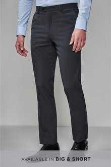 Next Stretch Tonic Suit: Trousers-Regular Fit