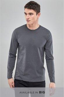 Next Long Sleeve Crew Neck T-Shirt - 239874