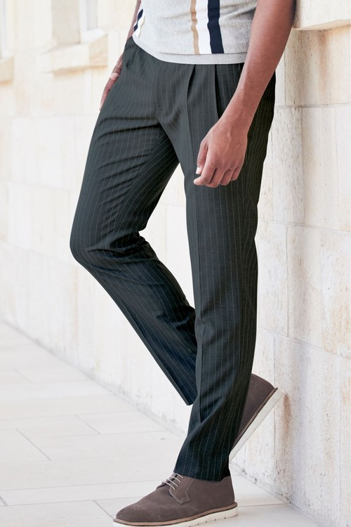 Next Striped Trousers