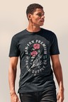Next Sequin Rose Graphic T-Shirt