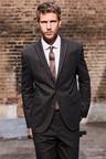Next Stripe Suit: Trousers