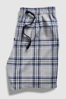 Next Check Cosy Pyjama Shorts Two Pack