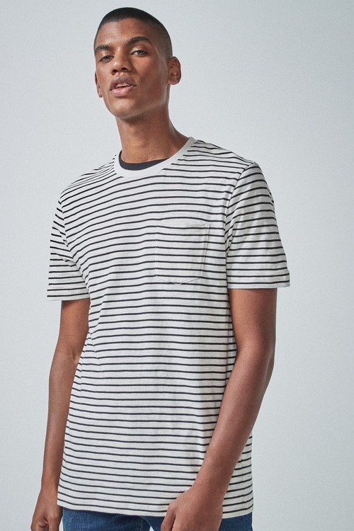 Next Stripe T-Shirt