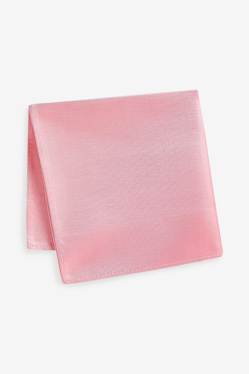 Next Silk Tie And Pocket Square Set