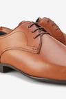 Next Plain Derby Shoe- Wide