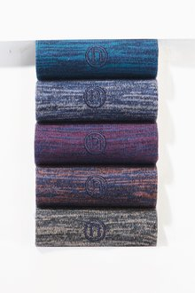 Next Colour Marl Socks Five Pack