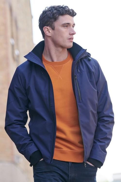 Next Shower Resistant Hooded Jacket