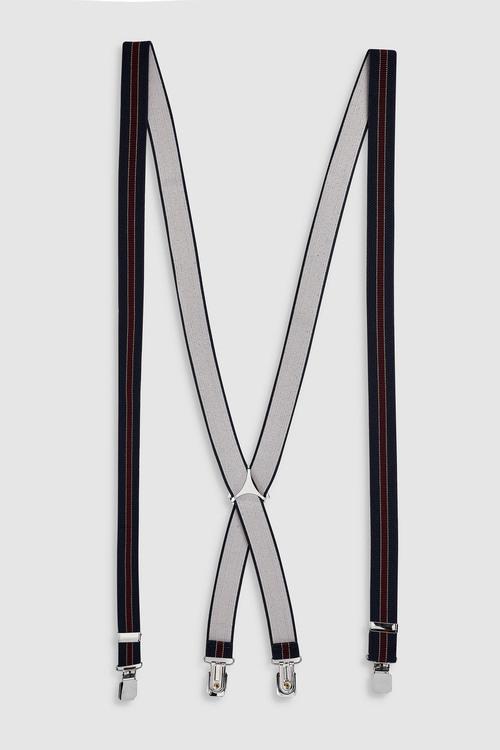 Next Striped Braces