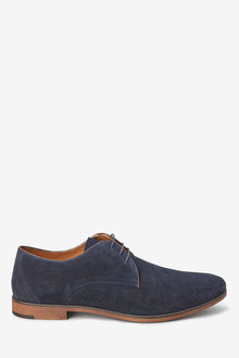 Next Suede Derby Shoe