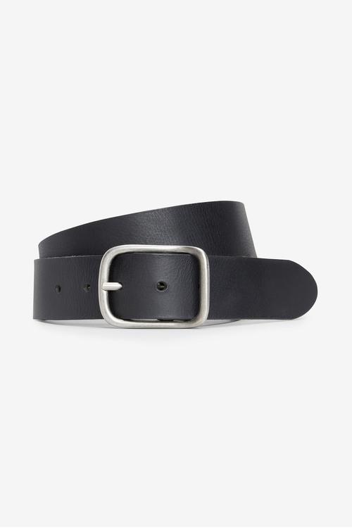 Next Signature Italian Leather Full Buckle Belt