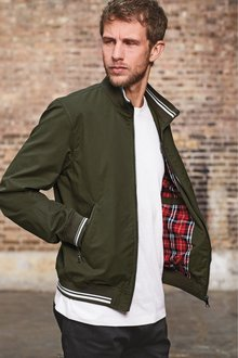 Next Tipped Harrington Jacket
