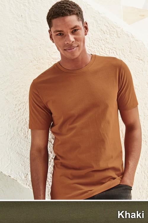 Next Crew Neck T-Shirt- Slim Fit