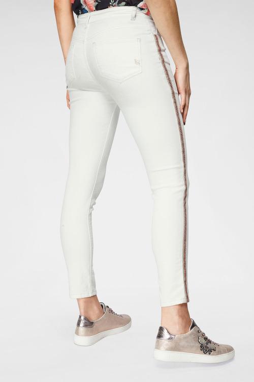 Urban Side Detail Jeans