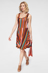 Urban Stripe Dress