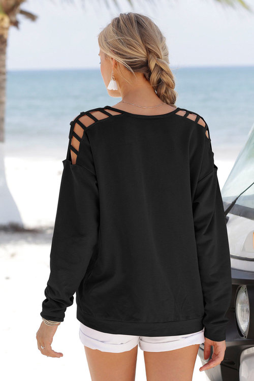 Urban Shoulder Detail Top