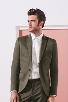 Next Twill Suit: Jacket