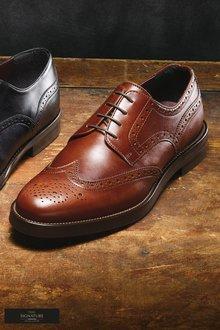 Next Signature Brogue Shoe