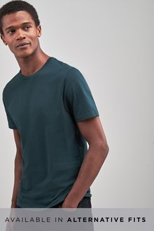 Next Crew Neck T-Shirt-Regular Fit