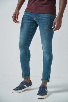 Next Vintage Tint Jeans- Super Skinny Fit
