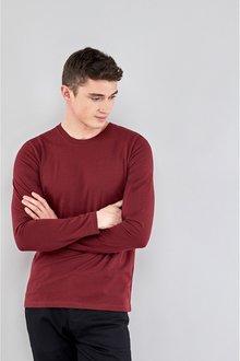 Next Long Sleeve Crew Neck T-Shirt - 240221