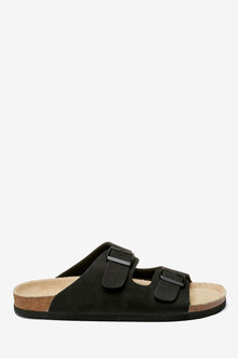 Next Two Buckle Sandal - 240225