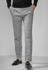 Next Textured Trousers- Slim Fit