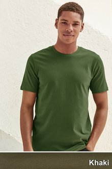 Next Crew Neck T-Shirt- Regular Fit