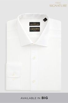 Next Signature Canclini Shirt-Regular Fit Single Cuff