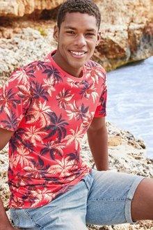Next Floral T-Shirt