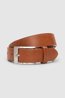Next Stitched Edge Belt - 240373