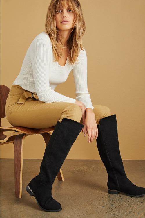 Marie Leg Boot