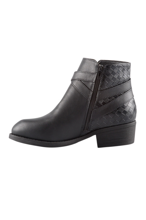 Wide Fit Lily Ankle Boot