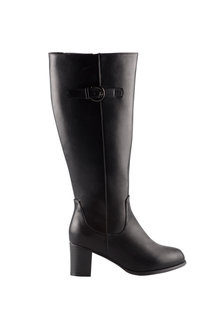 Wide Fit Megan Leg Boot